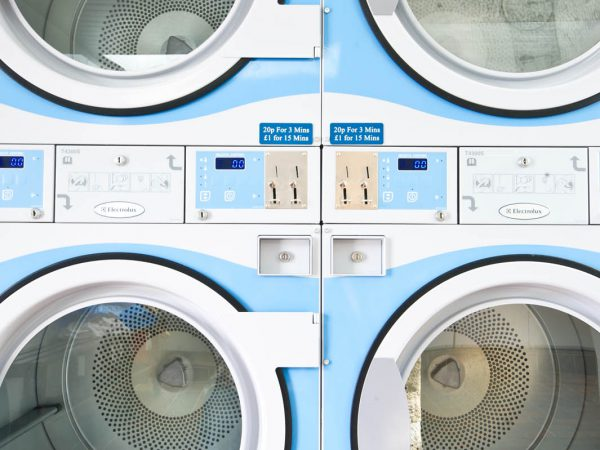 Great laundry facilities at Polmanter Touring Park St Ives